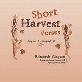 Short Harvest