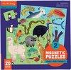 Afbeelding van het spelletje Mudpuppy Magnetic Fun/Land & Sea Animals