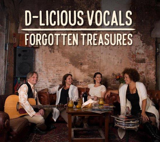 D-licious Vocals - Forgotten Treasures