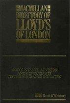 Macmillan Directory of Lloyd's of London