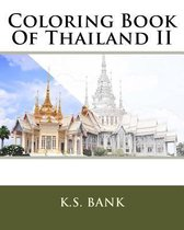 Coloring Book of Thailand II