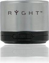 Ryght Y-Storm Draadloze luidspreker - Zwart/Zilver