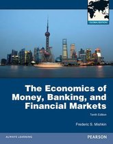 Boek cover The Economics of Money, Banking and Financial Markets Global Edition van Frederic S. Mishkin