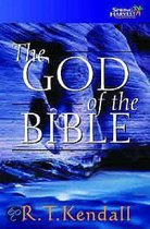 Boek cover The God of the Bible van R. T. Kendall