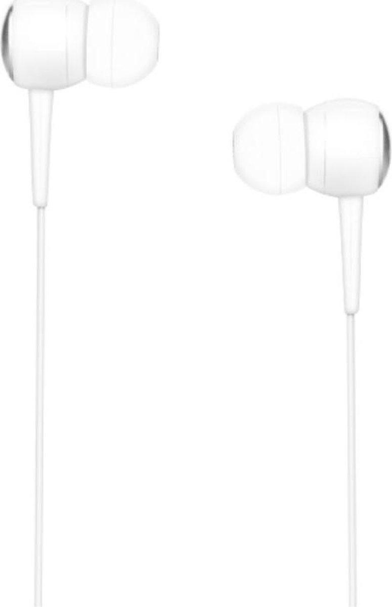 Hoco M19 In-ear Oordopjes Wit