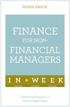 Finance for Non-Financial Managers in a Week