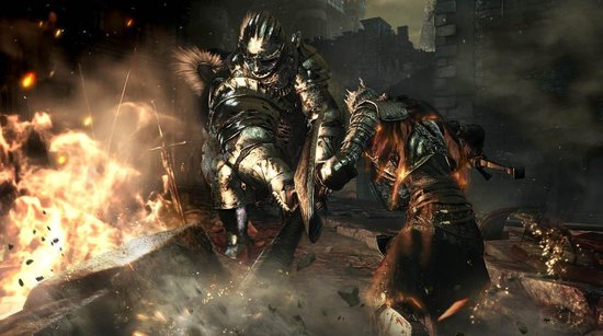 Dark Souls 3 - Xbox One - Atari