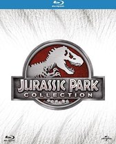 Jurassic Park 1-4 Collection (Blu-ray)