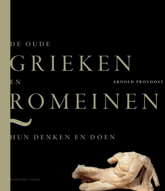Cover van het boek 'De oude Grieken en Romeinen'