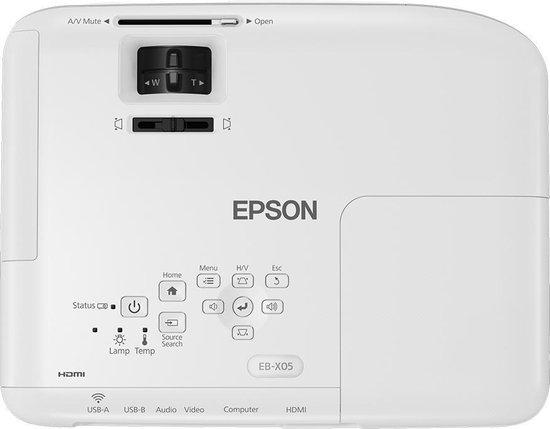 Epson EB-X05 - Epson