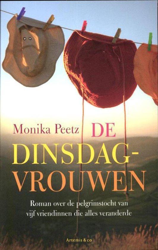Boek cover De dinsdagvrouwen van Monika Peetz (Paperback)