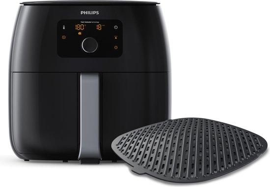 Philips Airfryer XXL Premium HD9654/90 - Hetelucht friteuse met grillplaat