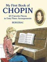 Boek cover My First Book Of Chopin van Bergerac