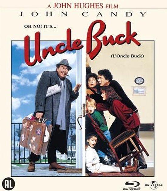 Cover van de film 'Uncle Buck'