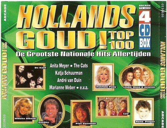 HOLLANDS GOUD! TOP 100 4CD Arcade 1998