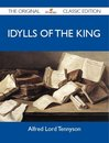 Boek cover Idylls of the King - The Original Classic Edition van Tennyson Alfred