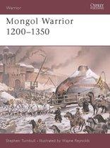 Mongol Warrior 1200-1350
