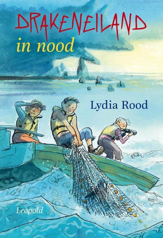 Drakeneiland in nood - Lydia Rood pdf epub