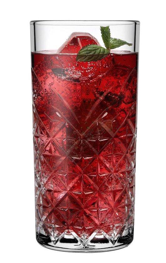 Pasabahce Timeless Longdrinkglas Groot - 450 ml - 12 stuks