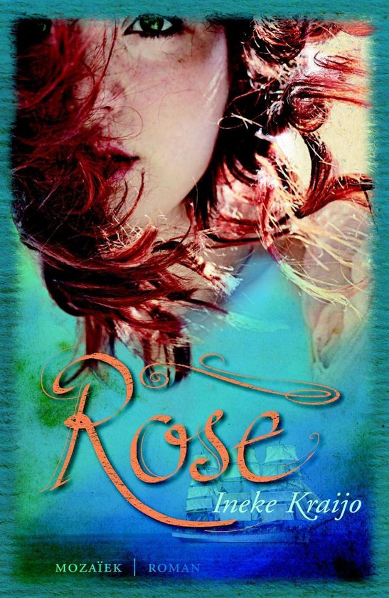 Boek cover Rose van Ineke Kraijo (Onbekend)