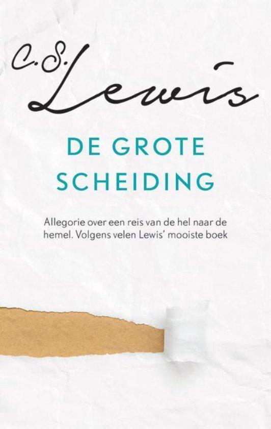 De Grote Scheiding - C.S. Lewis |