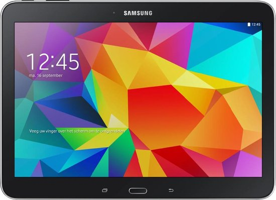 Samsung Galaxy Tab 4 - 10.1 inch - Zwart - Tablet