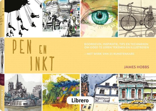 Pen en Inkt - James Hobbs pdf epub