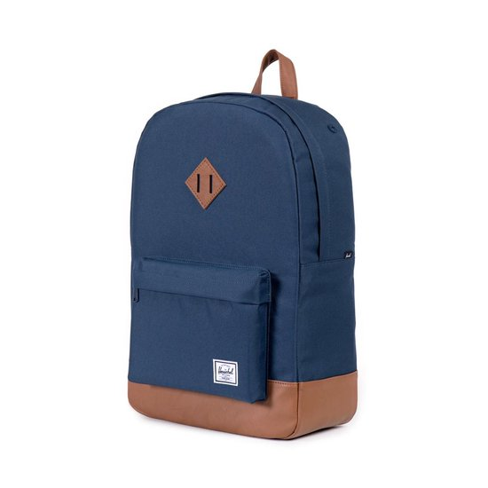 Heritage Aspect Backpack Campus 21.5L Green Pelican $70 NWT Herschel Supply Co