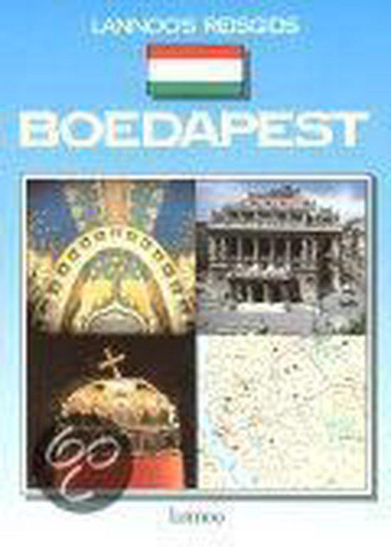 BOEDAPEST.LANNOO'S BLAUWE REISGIDS - Roland Mischke  