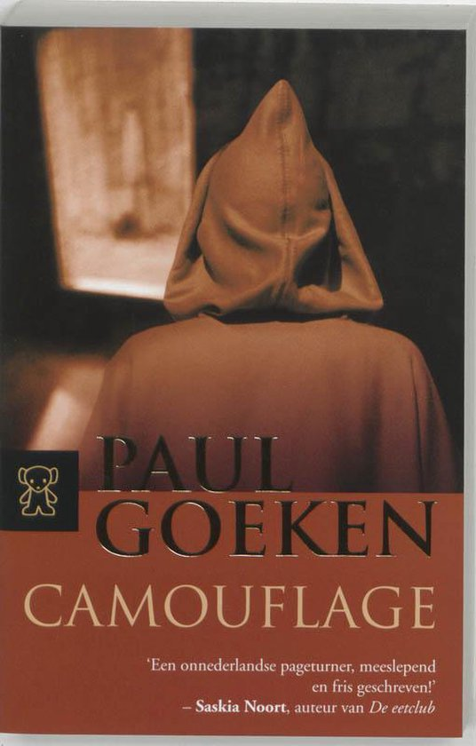 Boek cover Camouflage van Paul Goeken (Onbekend)
