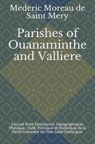 Parishes of Ouanaminthe and Valliere