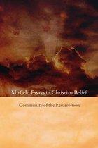 Mirfield Essays in Christian Belief