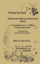Winnie de poeh winnie-the-pooh in dutch