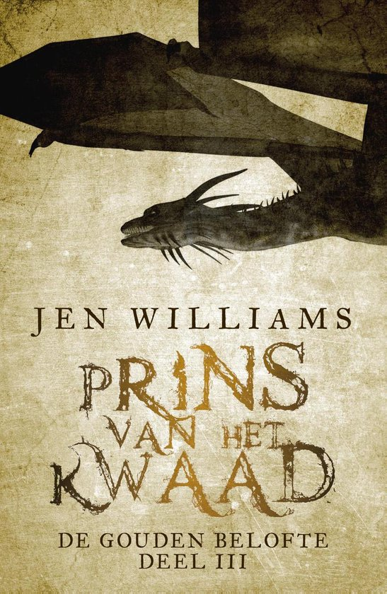 Prins van het kwaad - Jen Williams pdf epub