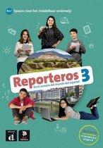 Reporteros 3 3 Tekstboek