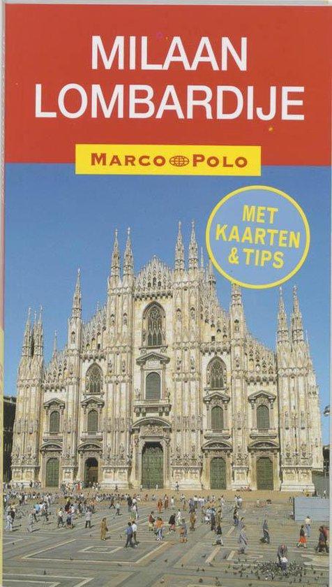 Marco Polo Reisgids Milaan, Lombardije - Roland Mischke |