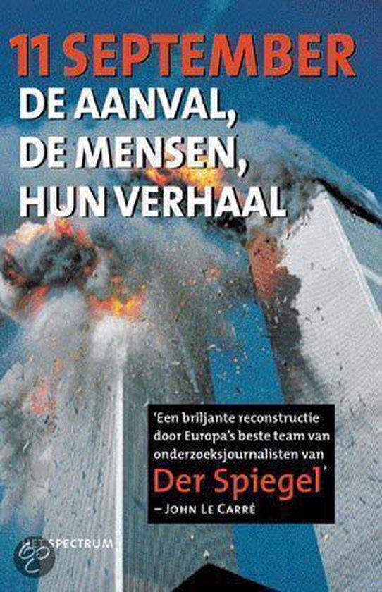 Cover van het boek '11 September'