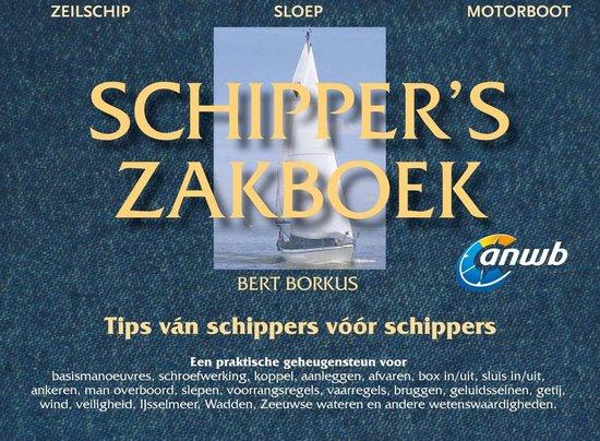 Schipper's zakboek - Bert Borkus |