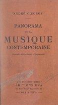 Panorama de la musique contemporaine