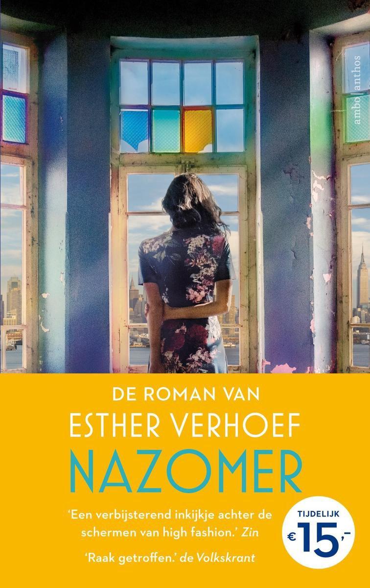 Esther Verhoef: 'schrijven lijkt veel op kleien' De