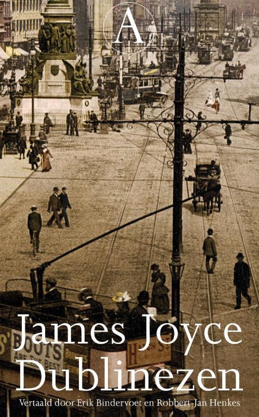 Dubliners - James Joyce | Fthsonline.com