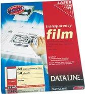 Afbeelding van Esselte Transparanten voor Zwart-wit Laserprinters - A4 - 100 stuks