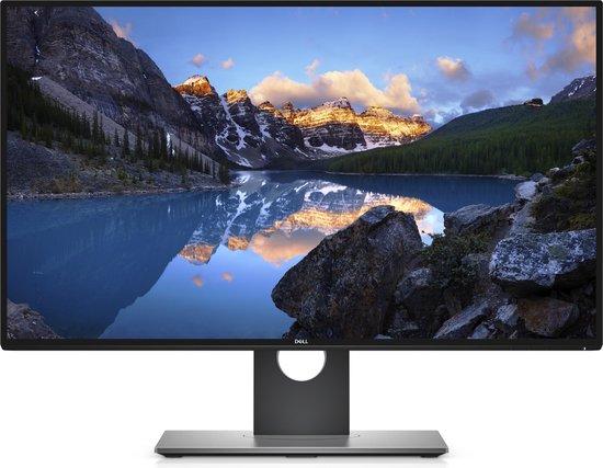 Dell Ultrasharp U2718Q - 4K HDR IPS Monitor - Beste monitor voor macbook pro