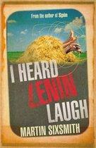 Omslag I Heard Lenin Laugh