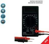 PROFILE digitale multimeter - max 10A - max 600V - CAT II