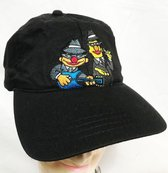 Sesamstraat Bert & Ernie Blues Brothers Pet - Cap