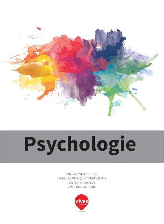 Psychologie, custom editie Vives - Isabel de Beule |