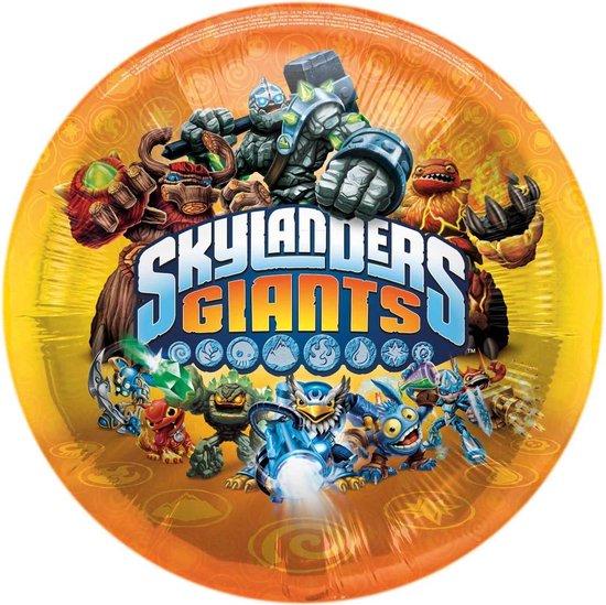 18V Skylanders Giants