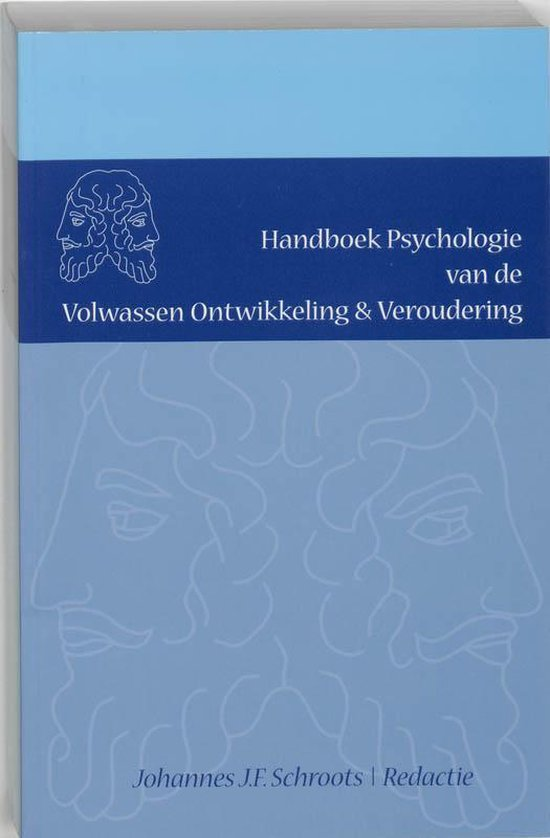 Handboek psychologie van de volwassen ontwikkeling & veroudering - Diversen pdf epub