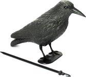 Vogelverschrikker Kraai  39 x 12.5 x 11.5  - Levensecht - Duivenschrik